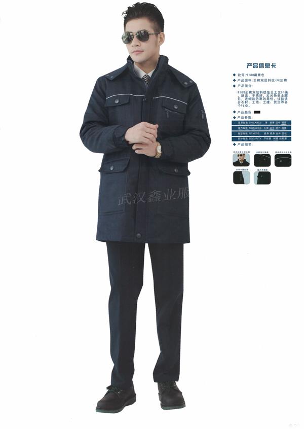 9188款全棉活套棉衣